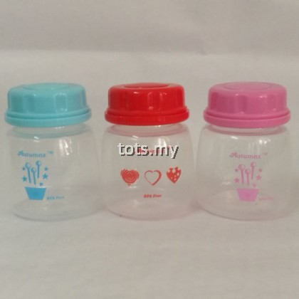 AUTUMNZ BREASTMILK STORAGE BOTTLE 2 OZ - STANDARD NECK (LOOSE)