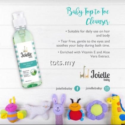 JOIELLE BABY TOP TO TOE - 250ML