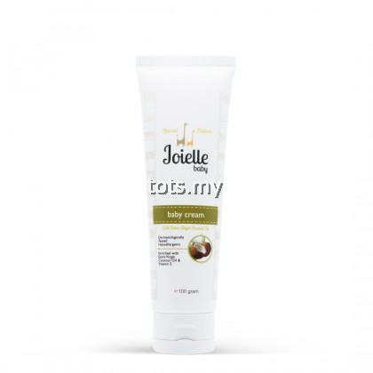 JOIELLE BABY VIRGIN COCONUT OIL CREAM - 100G