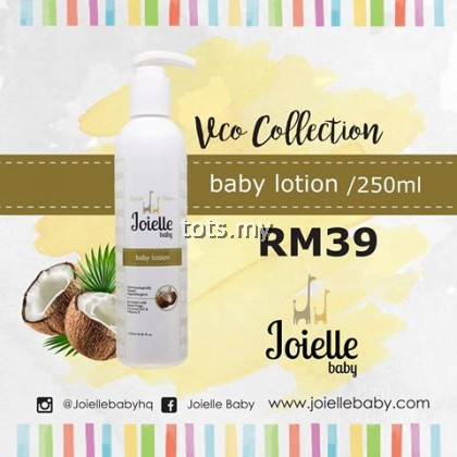 JOIELLE BABY VIRGIN COCONUT OIL LOTION - 250ML