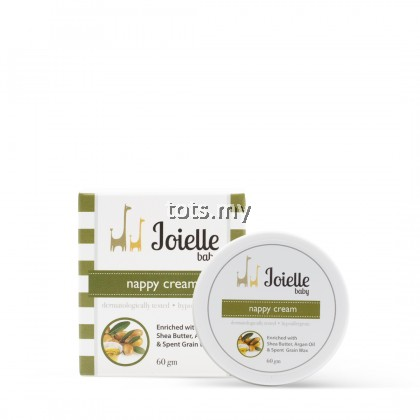JOIELLE BABY NAPPY CREAM - 60G