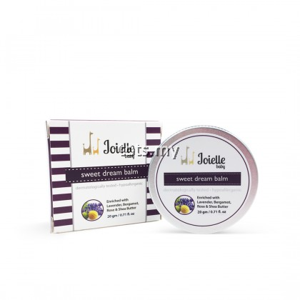 JOIELLE BABY SWEET DREAM BALM - 20G