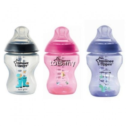 TOMMEE TIPPEE LIMITED EDITION TINTED 9OZ/260ML
