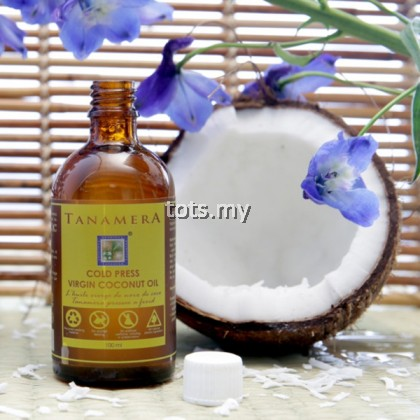 TANAMERA COLD PRESS VIRGIN COCONUT OIL