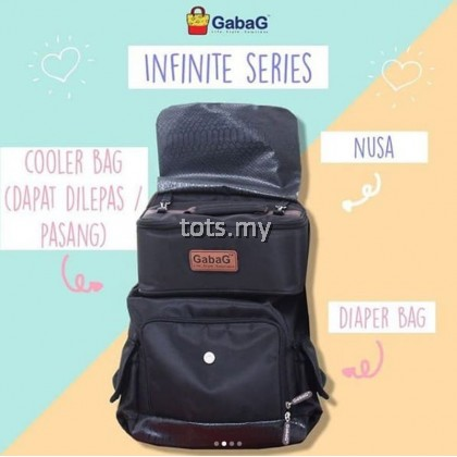 GABAG INFINITE BAG SERIES - NUSA