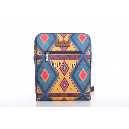 GABAG BACKPACK SERIES - SONGKET