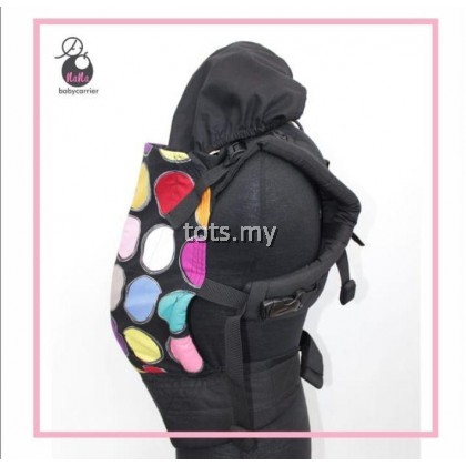 NANA BABY CARRIER STANDARD SIZE - COLOR DOTS