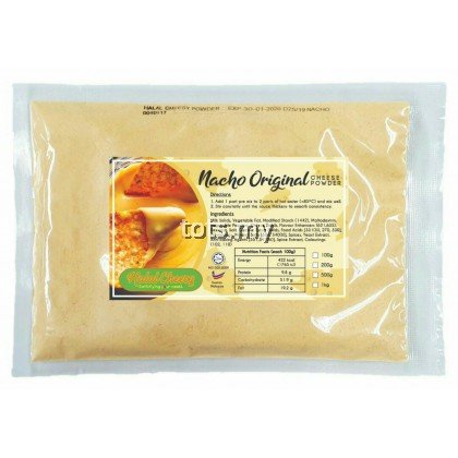 CHEESE POWDER ORIGINAL 100GM