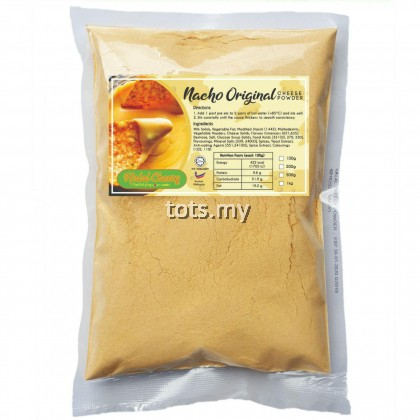 CHEESE POWDER ORIGINAL 200GM