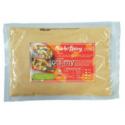 CHEESE POWDER SPICY 100GM